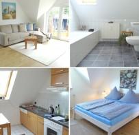 "FeWo DIANA ""Sonnenaufgang"" ⋅ 2 Zimmer ⋅ 62m² Balkon & Strandkorb"
